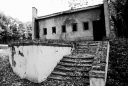 old building -